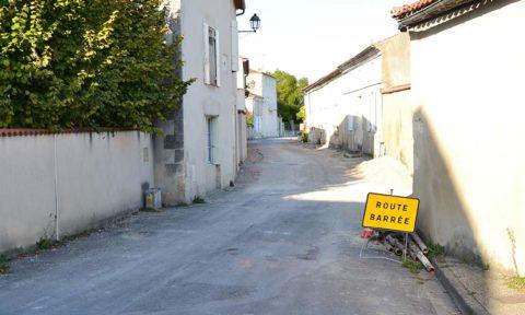 Rénovation du bourg