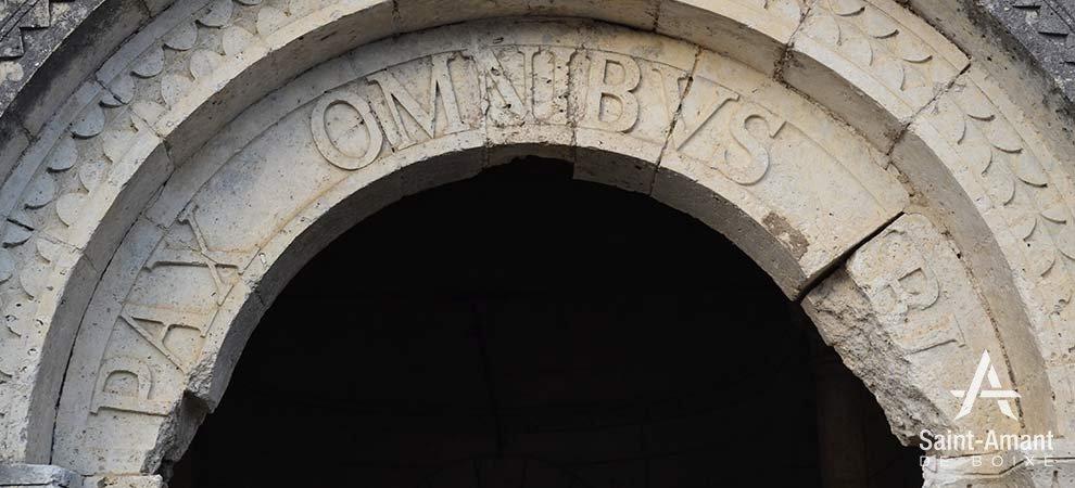 Saint-Amant-de-Boixe-basilique