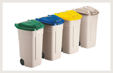 Dépôt illégal de déchets