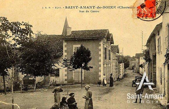 Saint-Amant-de-Boixe-rue-centre-1908