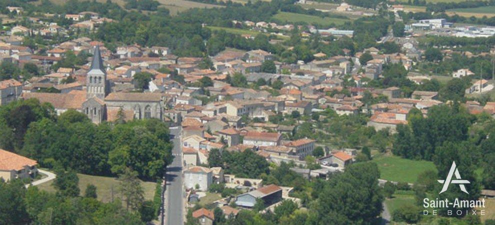 Saint-Amant-de-Boixe-urbanisme