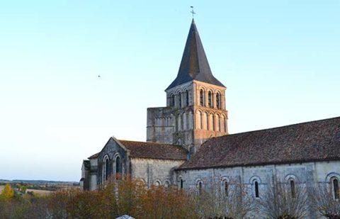 Rénovation de l'abbaye
