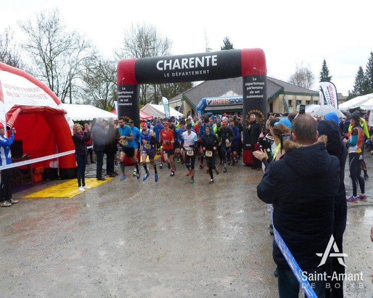 trail 2018 Saint Amant de Boixe