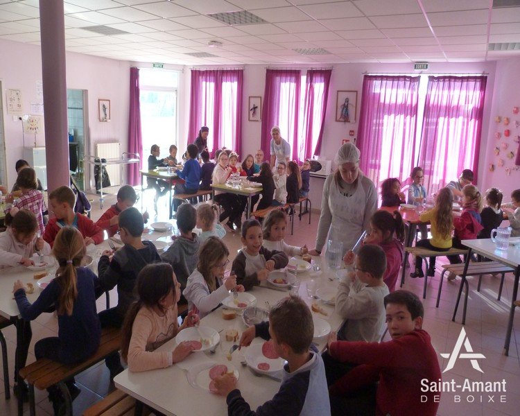 CANTINE PRIMAIRE 2