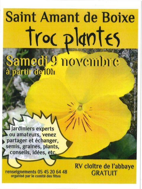 TROC AUX PLANTES