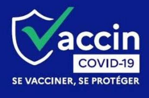 Centres de vaccination au 18 Janvier 2021